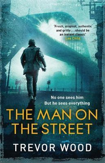 Wood, Trevor / The Man on the Street