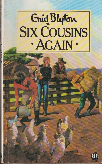 Blyton, Enid / Six Cousins Again