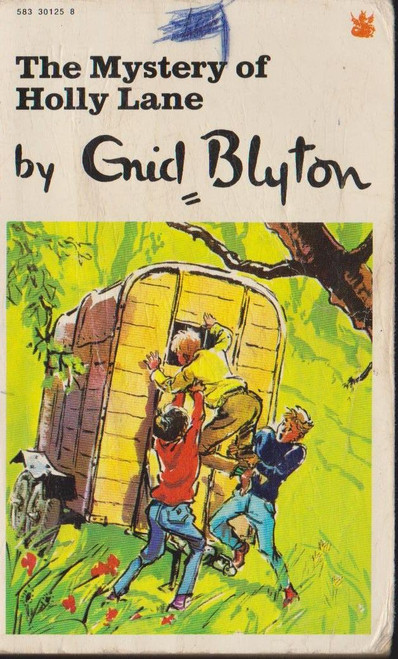 Blyton, Enid / The Mystery of Holly Lane