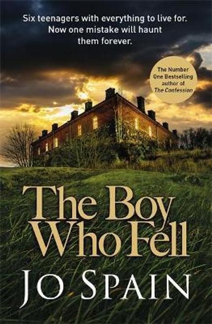 Spain, Jo / The Boy Who Fell