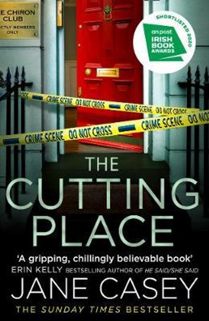 Casey, Jane / The Cutting Place