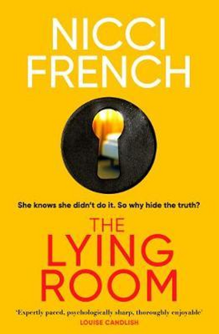 French, Nicci / The Lying Room