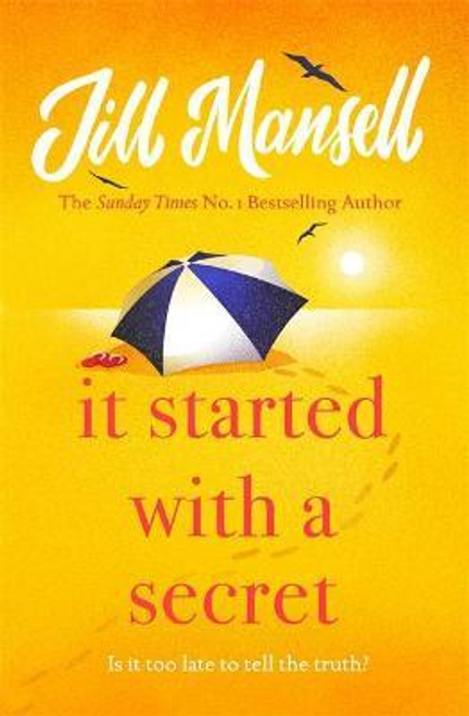 Mansell, Jill / It Started with a Secret
