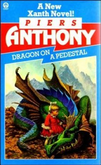 Anthony, Piers / Dragon on a Pedestal