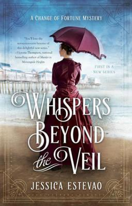 Estevao, Jessica / Whispers Beyond The Veil