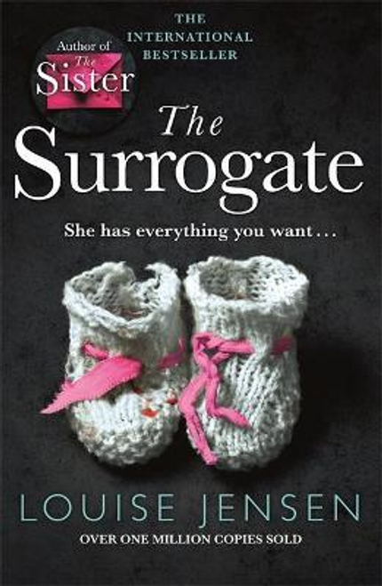 Jensen, Louise / The Surrogate