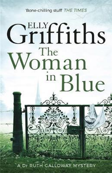 Griffiths, Elly / The Woman In Blue