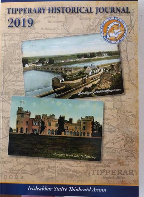 Marnane, Denis ( Editor) Tipperary Historical Journal 2019