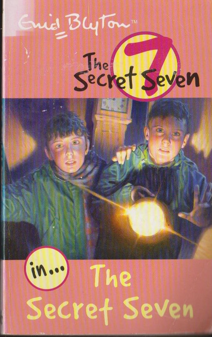 Blyton, Enid / The Secret 7 in The Secret Seven