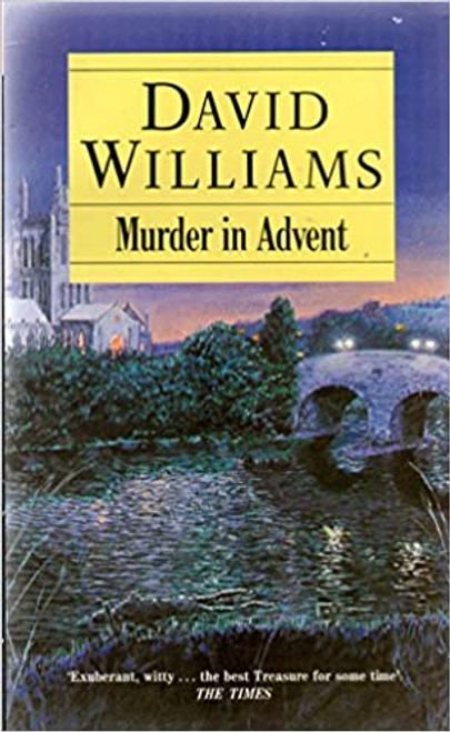 Williams, David / Murder in Advent