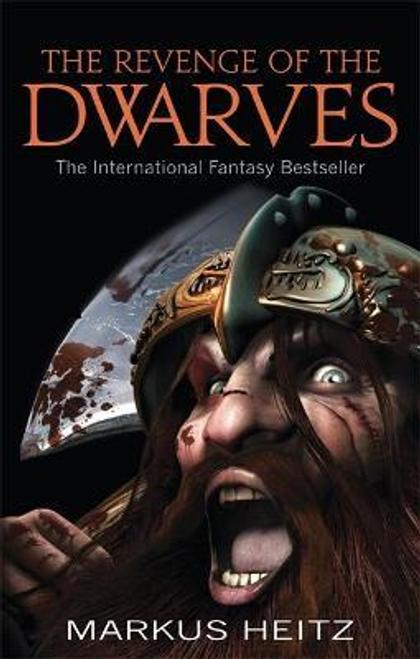 Heitz, Markus / The Revenge Of The Dwarves : Book 3