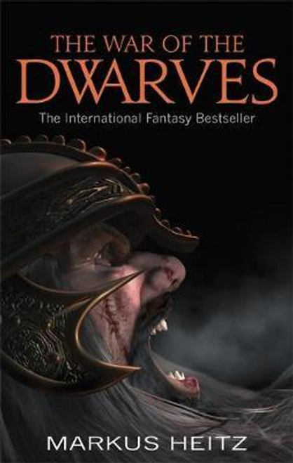 Heitz, Markus / The War Of The Dwarves : Book 2