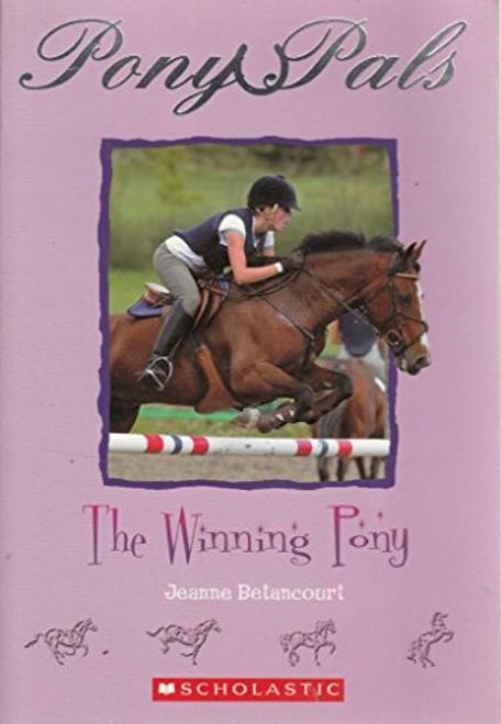 Betancourt, Jeanne / The Winning Pony