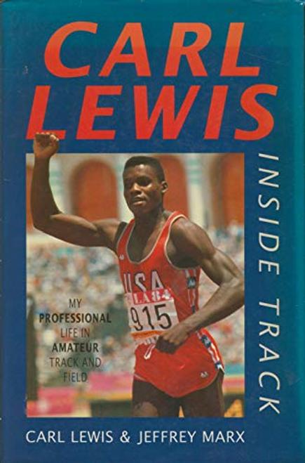 Lewis, Carl / Inside Track (Hardback)
