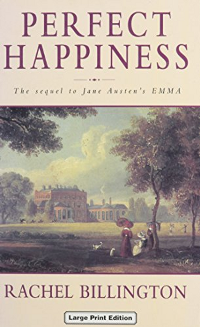 Billington, Rachel / Perfect Happiness (Hardback)