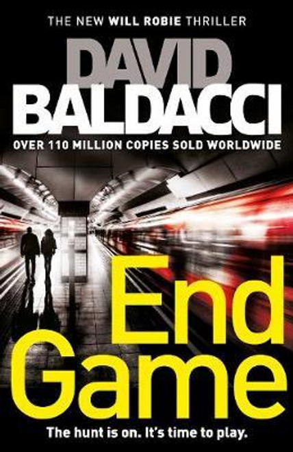 Baldacci, David / End Game (Hardback)