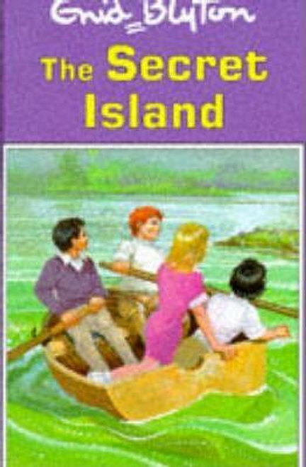 Blyton, Enid / The Secret Island (Hardback)