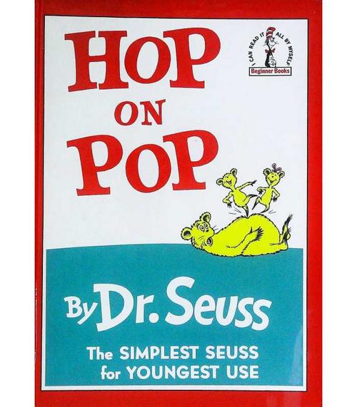 Dr. Seuss / Hop on Pop (Hardback)