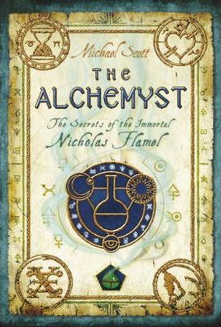 Scott, Michael / The Alchemyst Book 1 (Hardback)