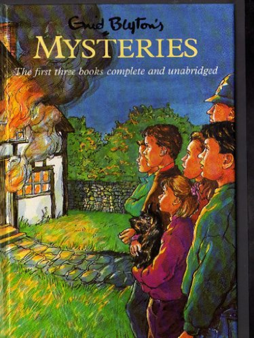 Blyton, Enid / Mysteries (Hardback)