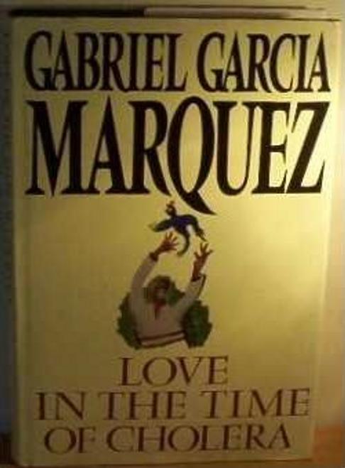 Marquez, Gabriel Garcia / Love in the Time of Cholera (Hardback)