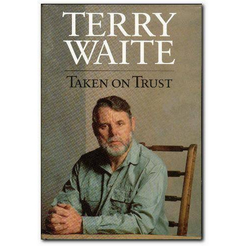 Waite, Terry / Taken on Trust (Hardback)