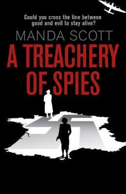 Scott, Manda / A Treachery of Spies (Hardback)