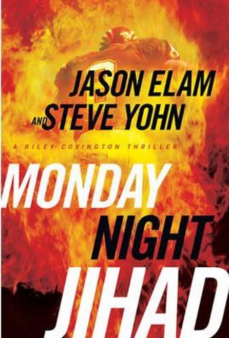 Elam, Jason / Monday Night Jihad (Hardback)