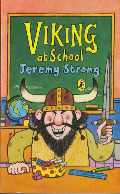 Strong, Jeremy / Viking at School