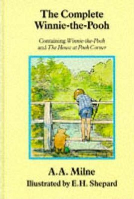 Milne, A. A. / The Complete Winnie the Pooh (Hardback)