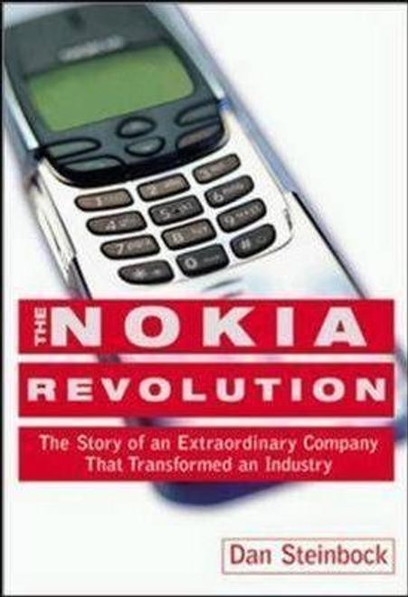 Steinbock, Dan / The Nokia Revolution (Hardback)