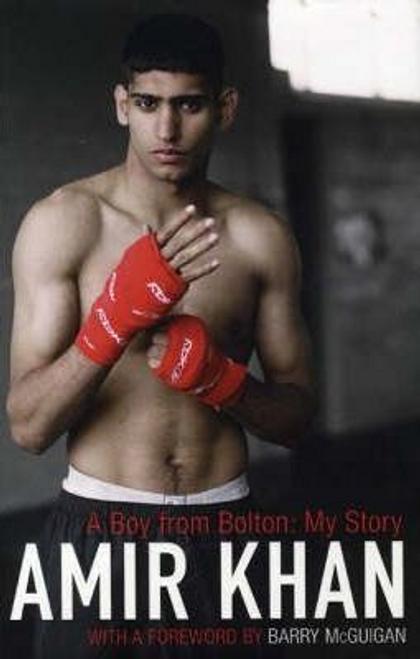 Khan, Amir / A Boy from Bolton : My Story (Hardback)