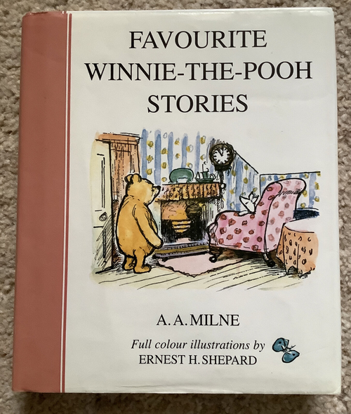 Milne, A. A. / Favourite Winnie-The-Pooh Stories (Hardback)