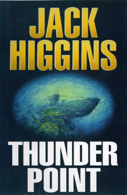 Higgins, Jack / Thunder Point (Hardback)