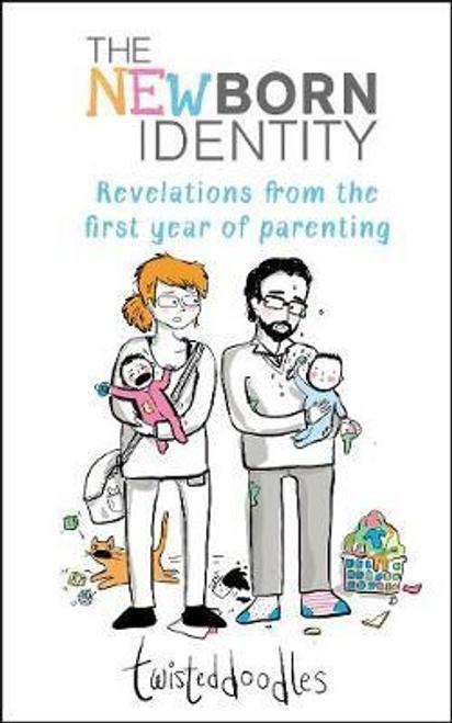 Boyle, Maria / Twisteddoodles: The Newborn Identity (Hardback)