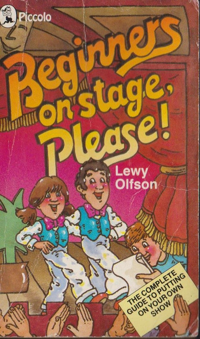 Olfson, Lewy / Beginners on Stage Please