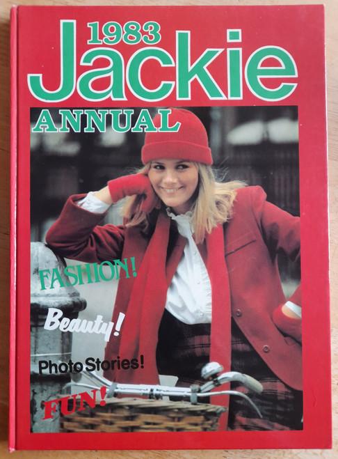 Jackie Annual 1983 - HB - Vintage Teen