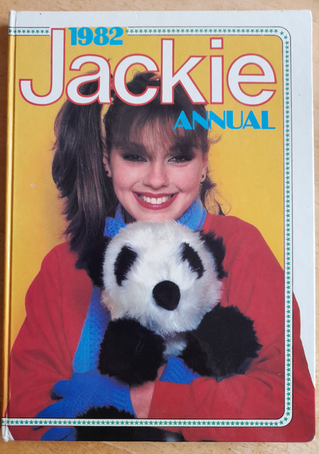 Jackie Annual 1982 - HB - Vintage Teen