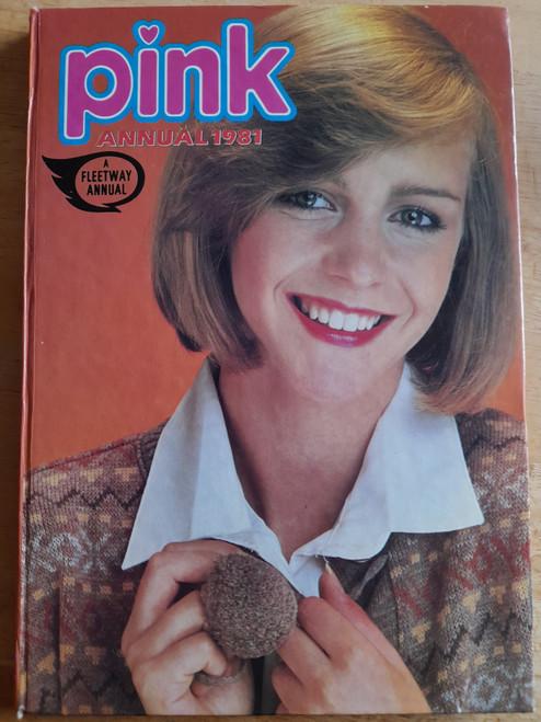 Pink Annual 1981 - HB - Vintage Teen