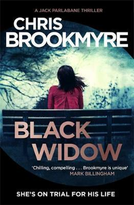 Brookmyre, Chris / Black Widow (Hardback)