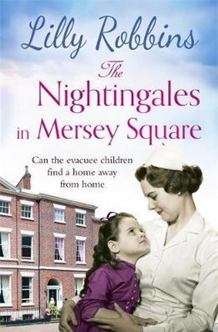 Robbins, Lilly / The Nightingales in Mersey Square (Hardback)