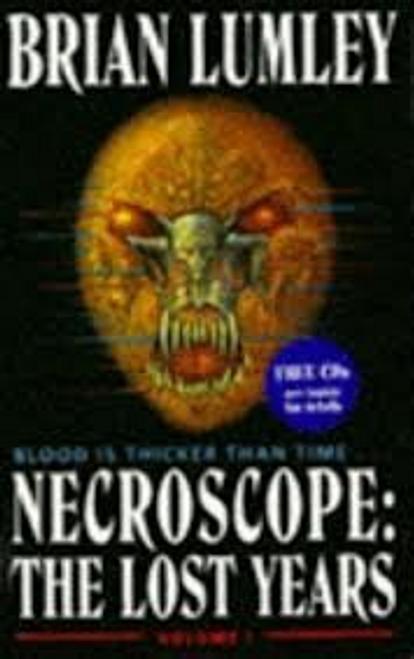 Lumley, Brian / Necroscope: The Lost Years No.1 (Hardback)