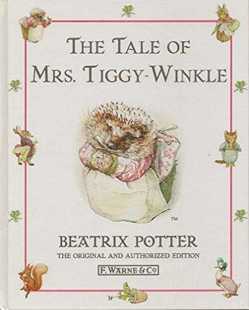 Potter, Beatrix / The Tale of Mrs. Tiggy-Winkle (Hardback)