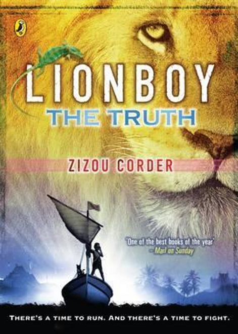 Corder, Zizou / Lionboy : The Truth (Hardback)