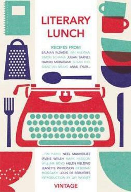 Rushdie, Salman / Literary Lunch (Large Paperback)