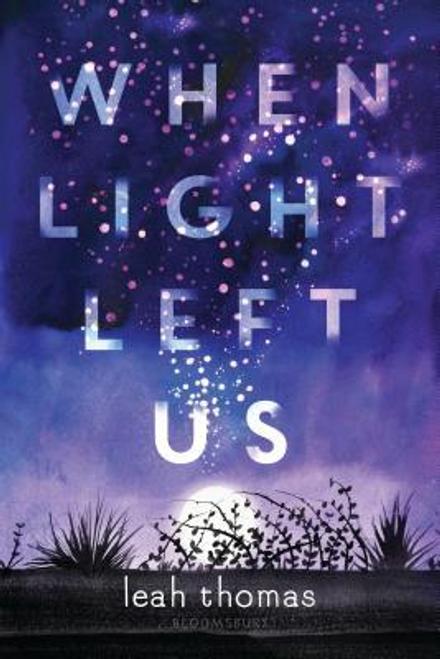 Thomas, Leah / When Light Left Us (Large Paperback)