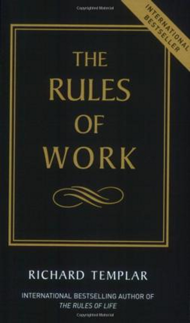 Templar, Richard / The Rules of Work (Large Paperback)