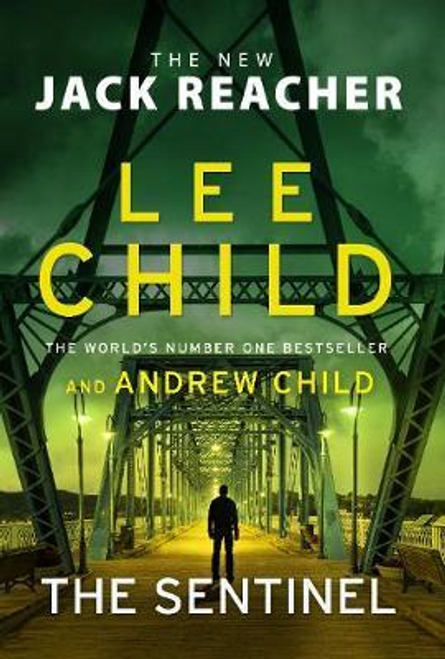 Child, Lee / The Sentinel : (Jack Reacher 25) (Large Paperback)