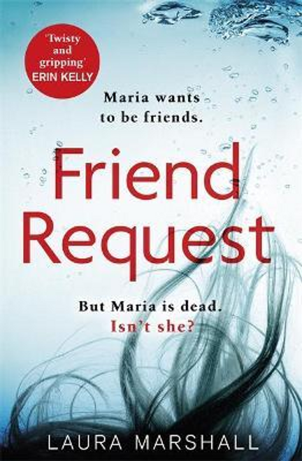 Marshall, Laura / Friend Request (Large Paperback)