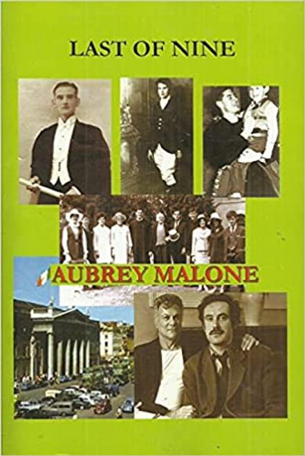 Malone, Aubrey / Last of Nine (Large Paperback)